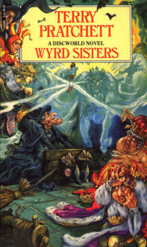 Wyrd Sisters cover