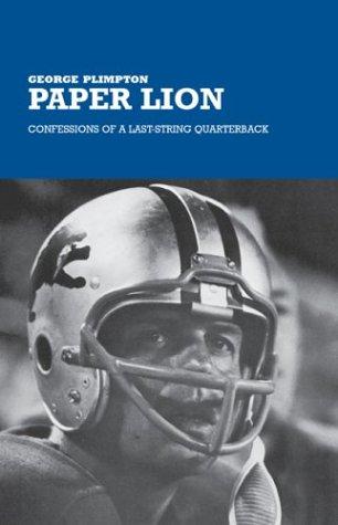 Paper Lion cover