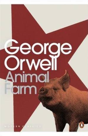 Animal Farm: A Fairy Story cover