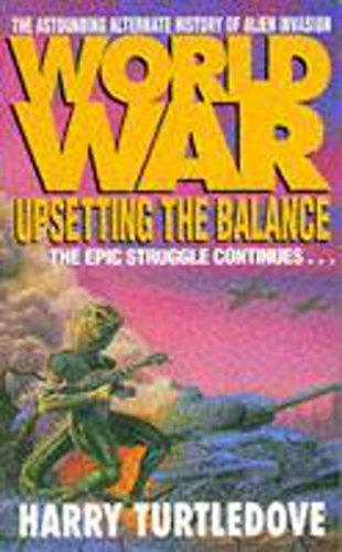 World War: Upsetting the Balance cover