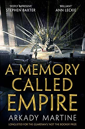 A Memory Called Empire cover