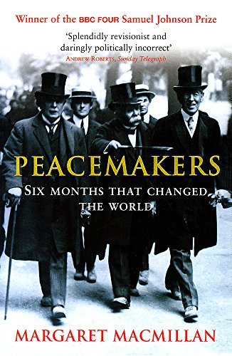 Peacemakers cover