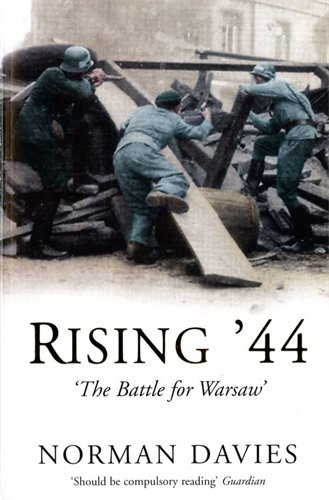 Rising '44: The Battle for Warsaw cover