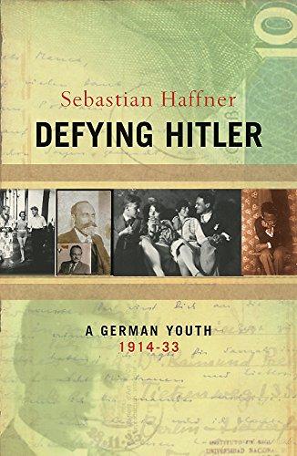Defying Hitler: A Memoir cover
