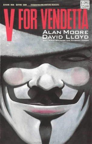 V for Vendetta cover