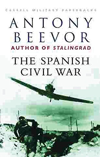 The Spanish Civil War cover