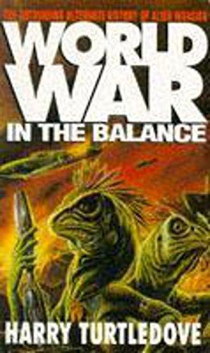 World War: In the Balance cover