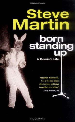 Born Standing Up: A Comic's Life cover