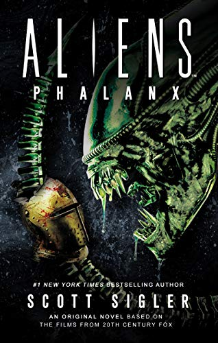Alien: Phalanx cover