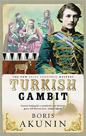 Turkish Gambit cover