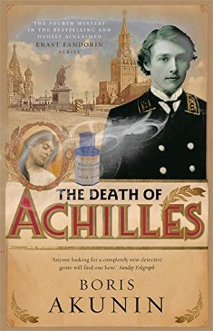 The Death of Achilles cover