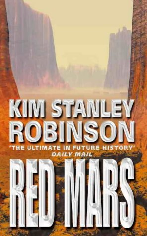 Red Mars cover