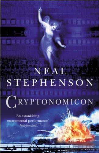 Cryptonomicon cover