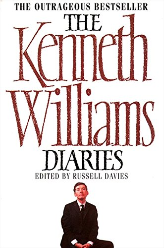 The Kenneth Williams Diaries cover