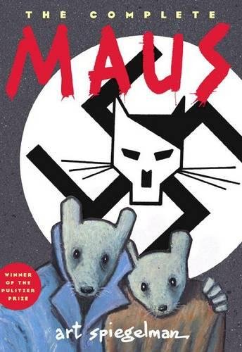 The Complete Maus cover