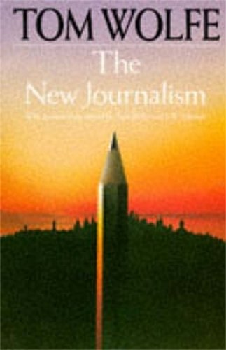 The New Journalism cover