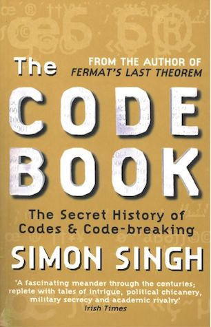 The Code Book: The Secret History of Codes and Code-breaking cover