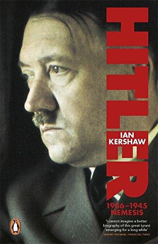 Hitler - 1936-1945 : Nemesis cover