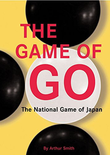 The Game of Go cover