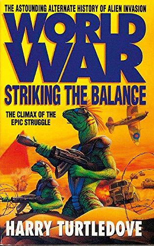 World War: Striking the Balance cover