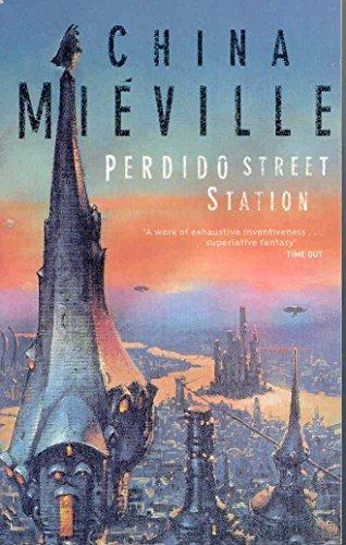 Perdido Street Station cover