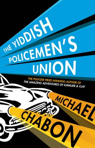 The Yiddish Policemen's Union cover